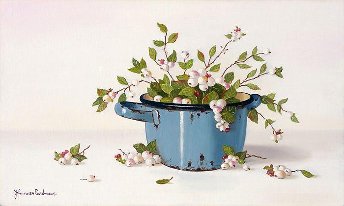 картины художника Johannes Eerdmans -08