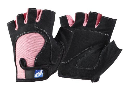 Elite Cycling women's Cycling Gloves - Short Cycle Gloves Pink M - http://ridingjerseys.com/elite-cycling-womens-cycling-gloves-short-cycle-gloves-pink-m/