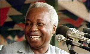 Julius Nyerere- 1st Pres. of Tanzania, who stood for idealism and principle.