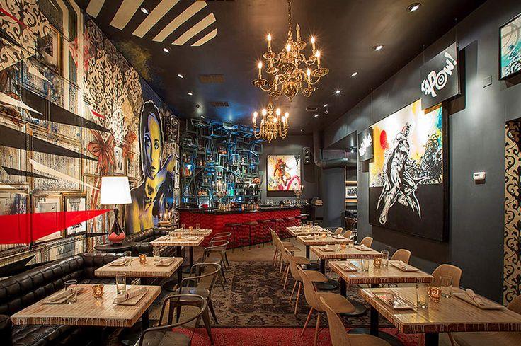 The 21 Best Designed Restaurants in America