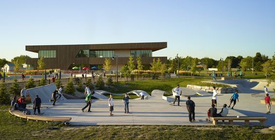 Chinguacousy Sports Park Redevelopment: