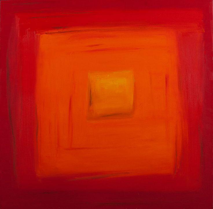 "Positive Abstract Fine Art ""THE RETURN"""