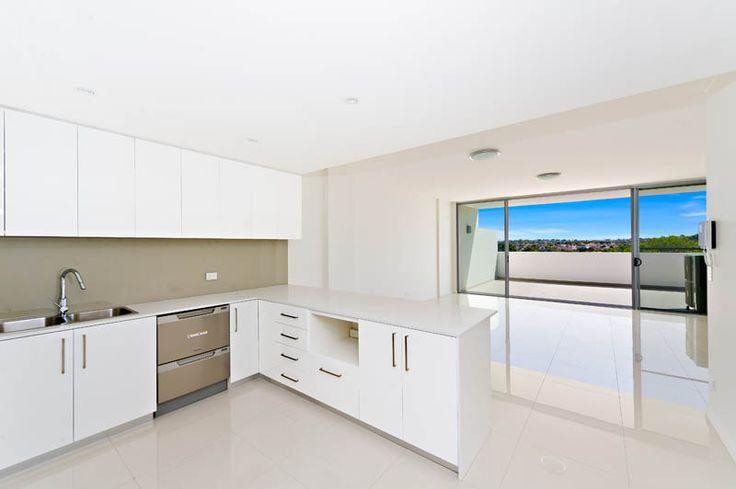 Unit Kitchen - Kedron, Brisbane