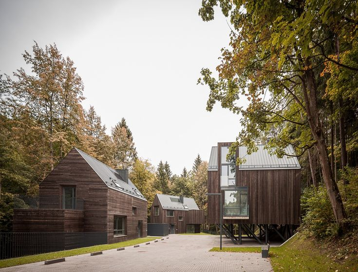 Gallery of Housing Development Rasu Namai / Paleko Arch Studija + PLAZMA - 7