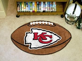 Use this Exclusive coupon code: PINFIVE to receive an additional 5% off the Kansas City Chiefs Football Rug at SportsFansPlus.com