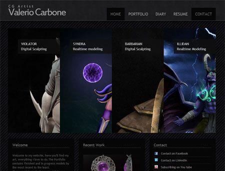 Valerio Carbone 3d Artist