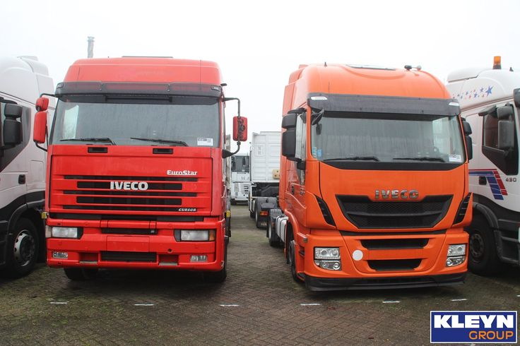EuroStar vs Euro 6  Check out our Iveco stock at
