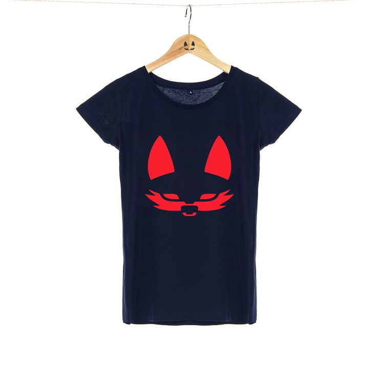 Fuchs Logo Girl-Shirt