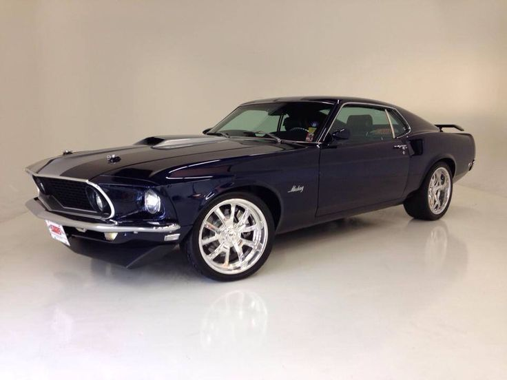 1969 Ford Mustang.  www.mustang-360.com