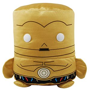 C-3PO Plush Toys Inspired by Disney's epic space opera, Star Wars