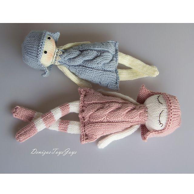 Ravelry: Naptime dolls pattern by Tatyana Korobkova