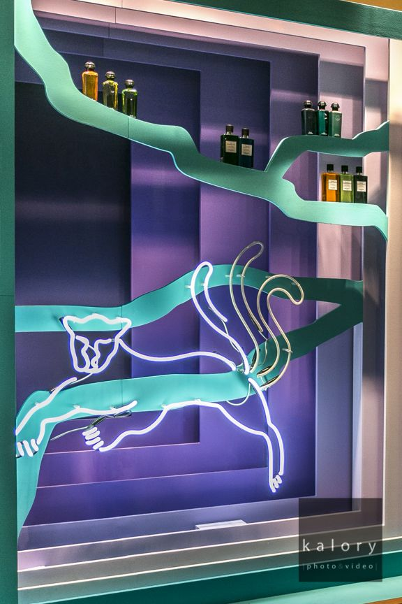 "HERMES, London, UK, ""Featuring the Jungle Book"", pinned by Ton van der Veer"