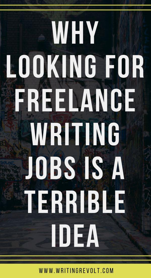 will writing jobs