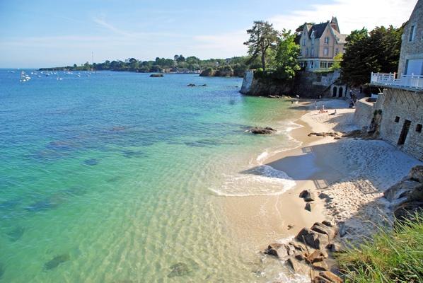 Beg Meil coast - Mooie plaats in frankrijk