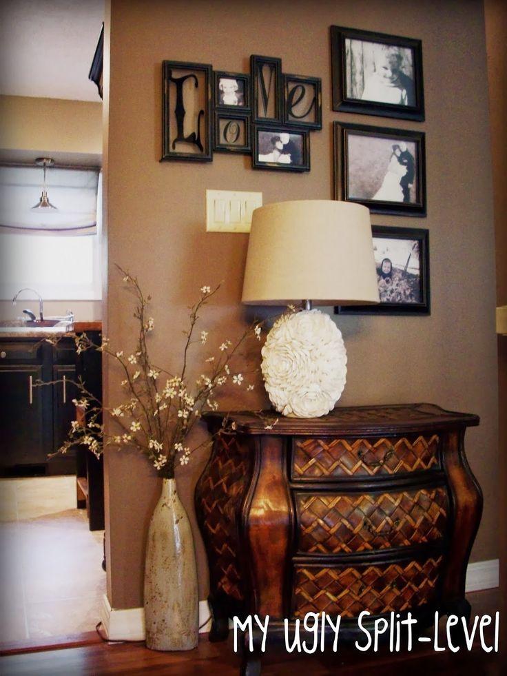 85 best bi level love hate images on pinterest hate for Split living room ideas