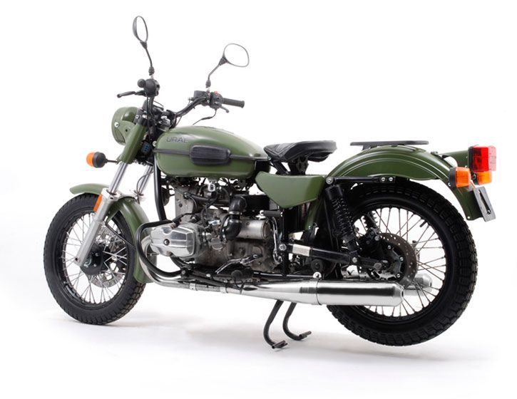 The Ural Solo
