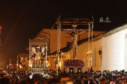 Semana Santa en Popayan Colombia