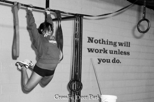 Nothing will work unless you do :)Gym Time, Diet Motivation, Quote, Healthy, Post Workout, Get Fit, Motivation Words, Fit Inspiration, Hard Crossfit Workout