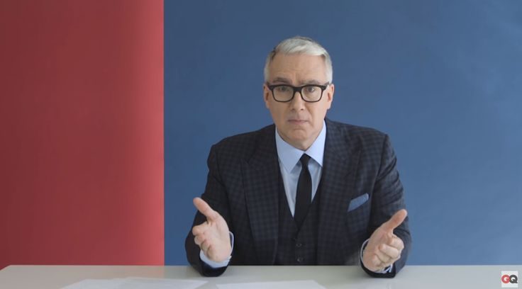 Keith Olbermann read off Donald Trump's most outrageous statements. It took 17 minutes. The list is very, very long — and it helps show how Trump has numbed people to his nonsense.