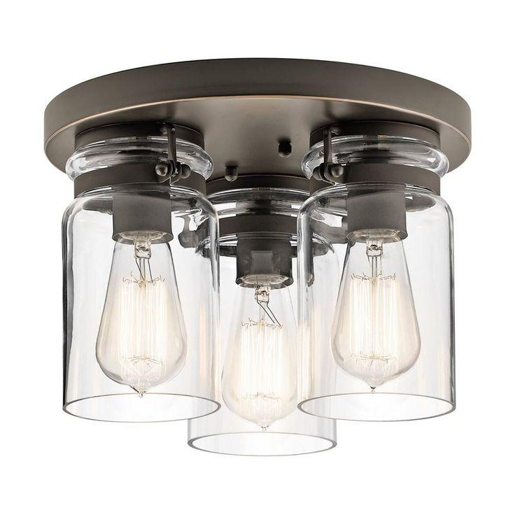 Bathroom Lighting Flush Mount 45 best lighting fixtures images on pinterest | light bathroom