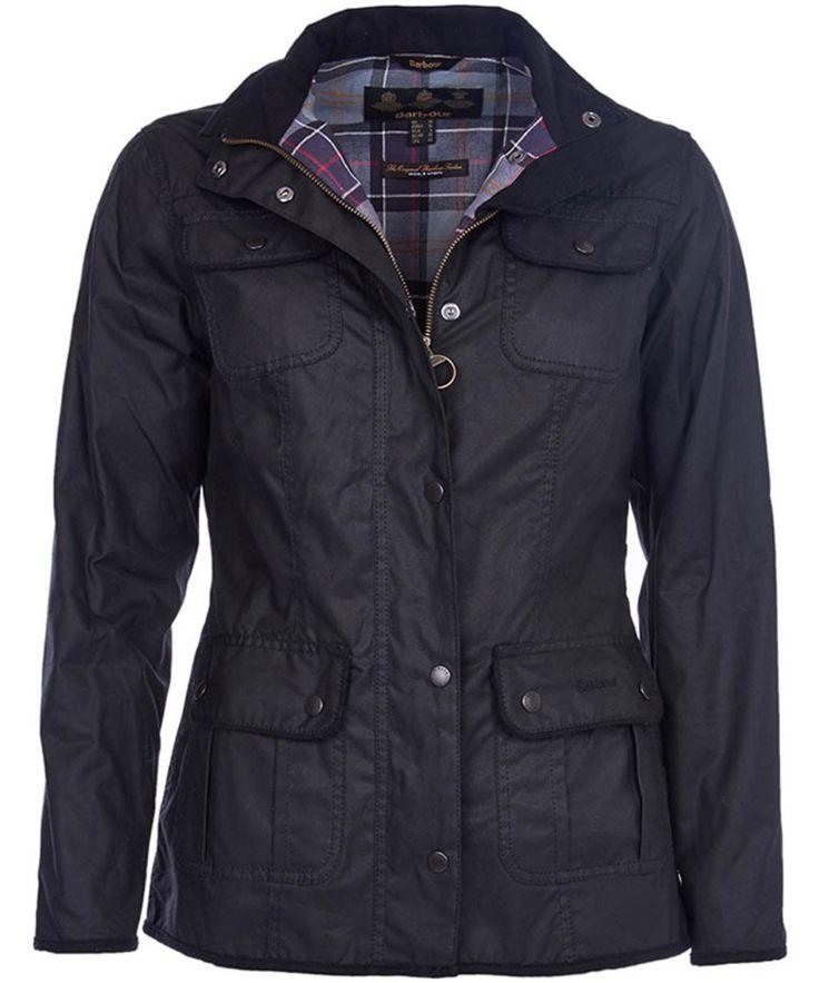 Barbour Utility Jacket- Black