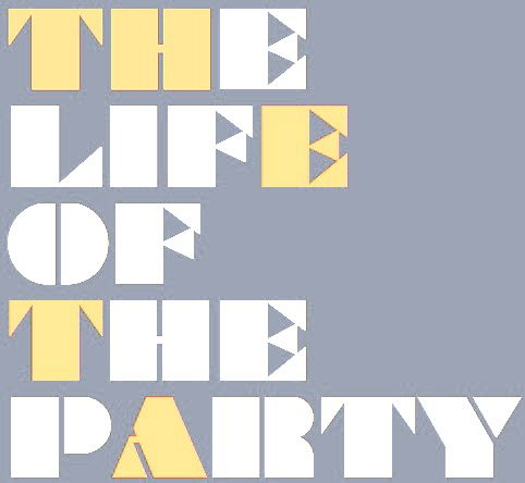 Kappa Alpha Theta the life of the party. This is awesome and so true. #Theta #KAT