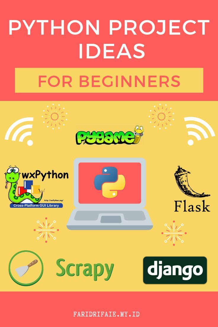 Python Project Ideas for Beginners: Projects That Produce