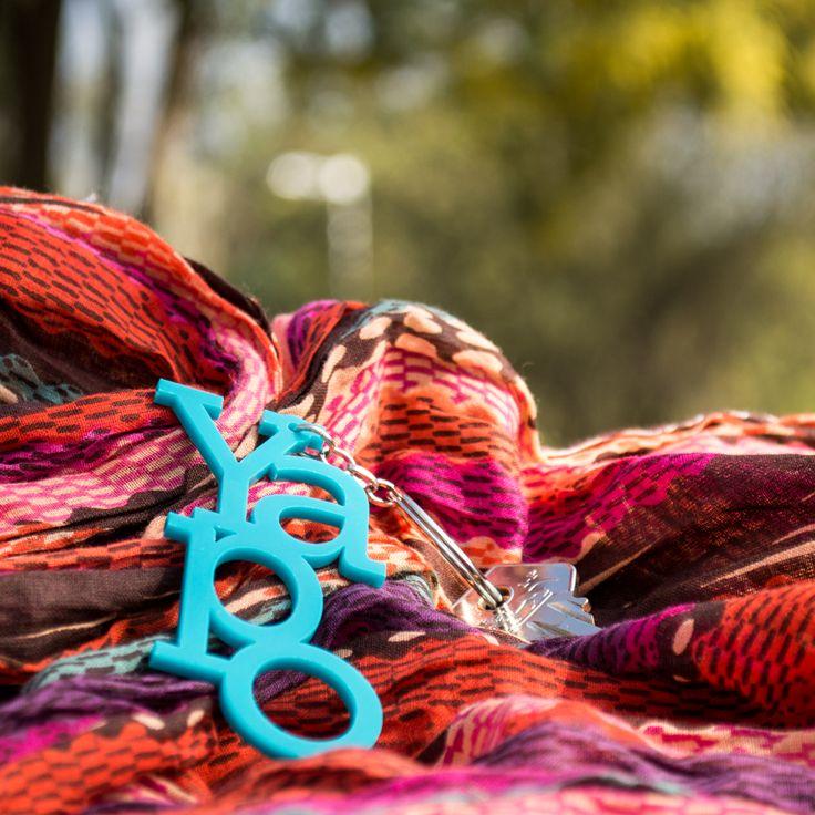 Llavero Yapo | TiquiTaca Chilean slang keychain