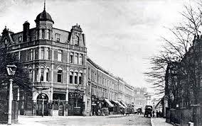 Loughborough Hotel, Loughborough Road, Brixton North, Brixton, London, 1905