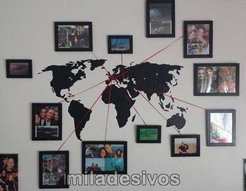 Best 25 Adesivo mapa mundi ideas on Pinterest  Mapa mndi Papel