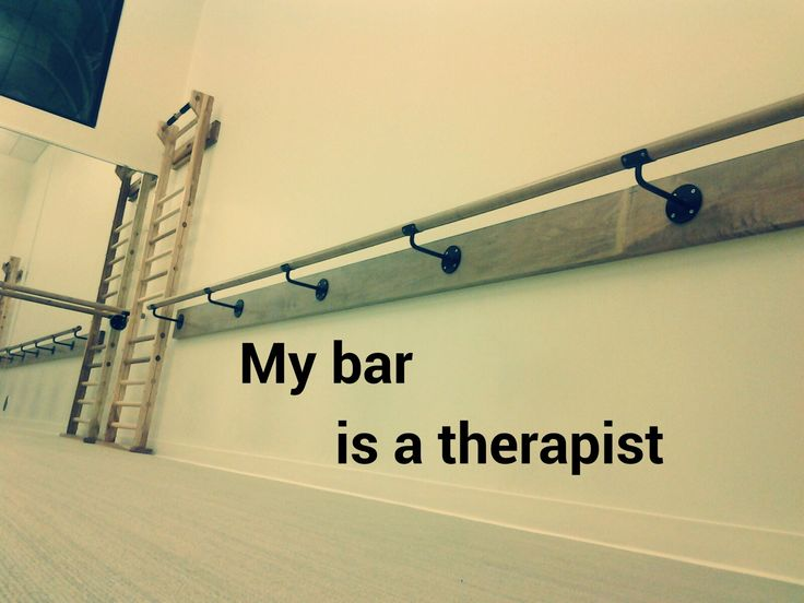 Bar Method therapy works wonders