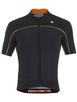 41c051e8c Giordana NX-G Short Sleeve Jersey - Black Orange