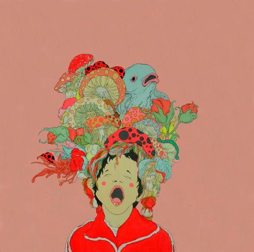 Zhou Fan - Chinese Contemporary Artist - Portfolio