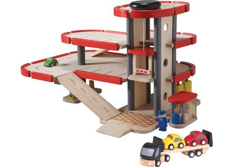 84 best Websites for Toy Library buying images – Plan Toys Car Garage
