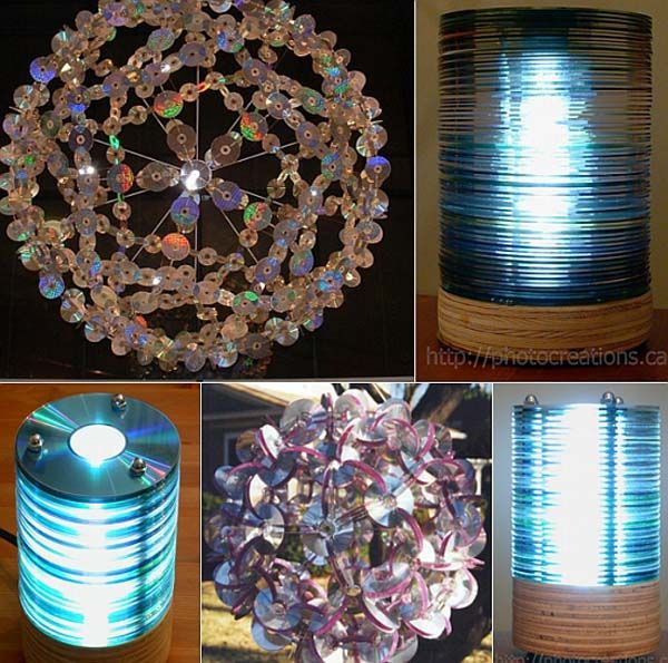 17 Best images about Recycle CDs on