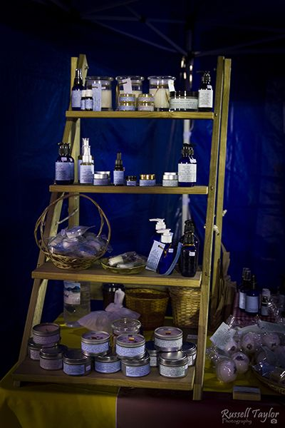 Soo's Garden natural beauty products