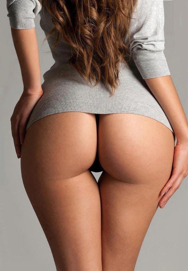 Girls naked butts
