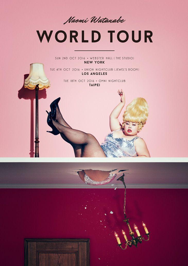 Naomi Watanabe WORLD TOUR