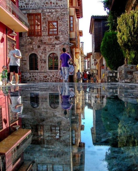 The Stone Mirror, Antalya, Turkey