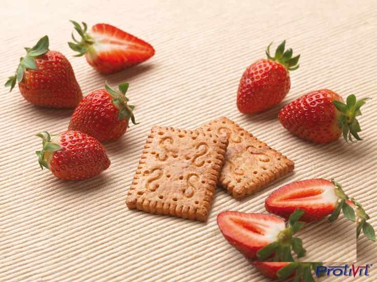 Biscotti alla fragola ProtiVit!   #ProtiVit #eatclean #dietaproteica #helthyfood #dieta #prodottiproteici  #healthy #salute #benessere #dimagrimento