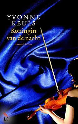 Koningin van de nacht van Yvonne Keuls   ISBN:9789041424891, verwacht: 2013 - november, aantal paginas: 256 #YvonneKeuls #KoninginVanDeNacht #Boek #roman - De zevenjarige fantasierijke Daan komt uit een muzikaal gezin. Zijn overleden moeder was een groot violiste, zijn joodse vader is een begaafd pianist. Als de oorlog uitbreekt vlucht zijn vader in zijn muziek. Voor Daan zelf is de oorlog vooral één groot avontuur...