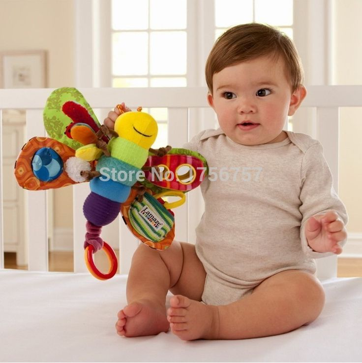 Free Shipping Baby Toy Bed Around Plush Toys Music Mobile Rattles Butterfly Toddler Toy With Teether 0-12 Months LK67 - http://wecarebook.com/products/free-shipping-baby-toy-bed-around-plush-toys-music-mobile-rattles-butterfly-toddler-toy-with-teether-0-12-months-lk67/