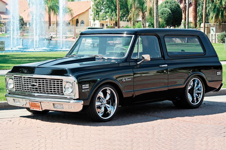 Chevrolet Trucks