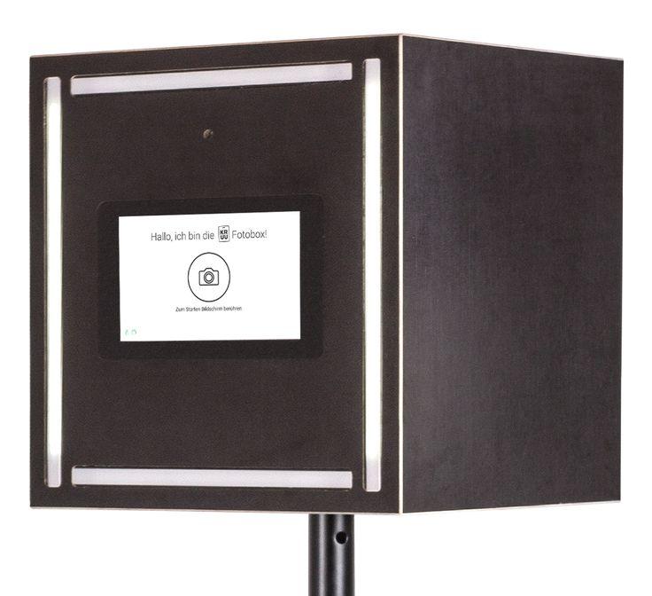 Miete die KRUU Fotobox Lite mit dem besten Preis-/Leistungsverhältnis in Deutschland, unfassbar günstig für 240 EUR.