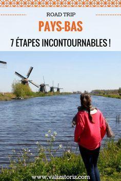 J'avais déjà visité Amsterdam, mais je n'étais pas encore sortie de la ville pour découvrir les Pays-Bas. C'est chose faite avec un road trip aux Pays-Bas de 7 jours. Voici un itinéraire avec 7 lieux à visiter absolument ! | road trip Pays-Bas | partir aux Pays-Bas | voyager aux Pays-Bas