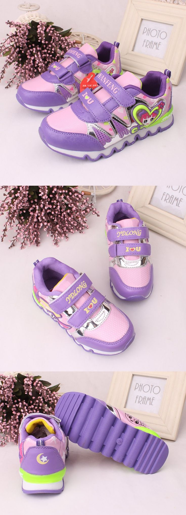 2016 New PU Leather Kids Shoes Girls Shoes, Waterproof Children Shoes Sneakers, Chaussure Enfant, Shoes For Girls,Tenis Infantil