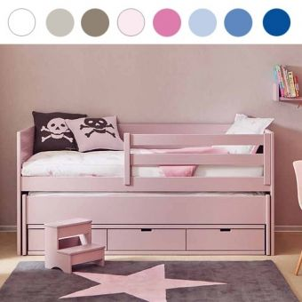 ber ideen zu kinderbett 90x200 auf pinterest. Black Bedroom Furniture Sets. Home Design Ideas