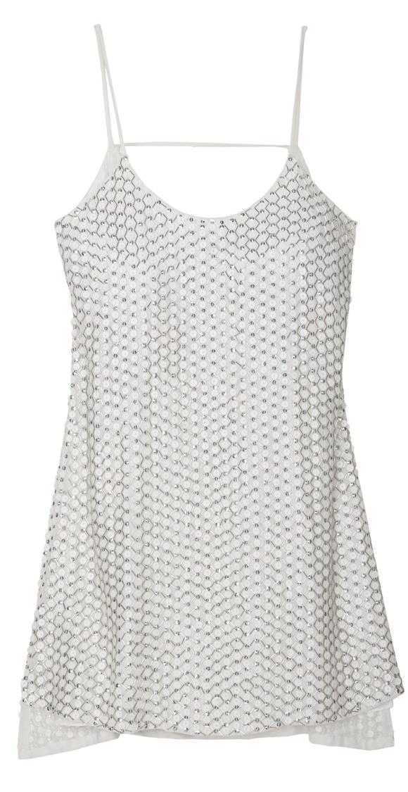 Nili Lotan   Sequined chiffon camisole   NET-A-PORTER.COM