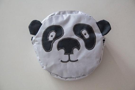 hip bag PANDA by zoo52 on Etsy, zł100.00