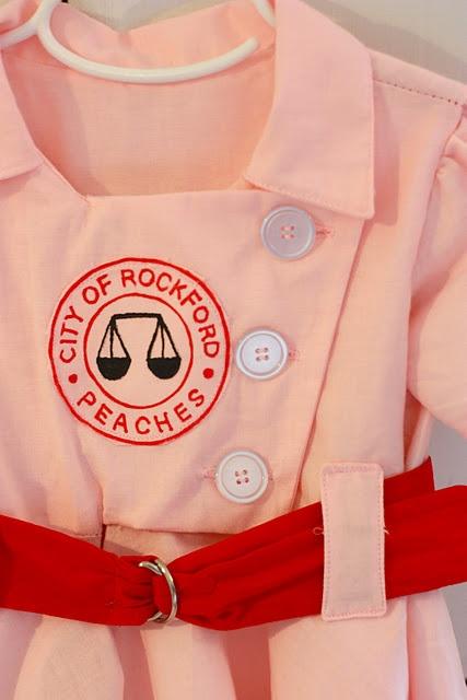 Rockford Peaches-' A league of their own' -- GREAT movie-So cool!